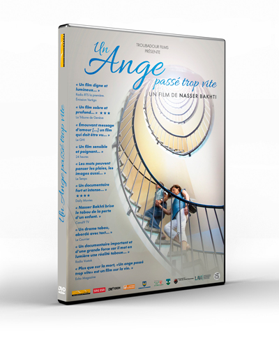 ULike a fast passing angel – The DVD